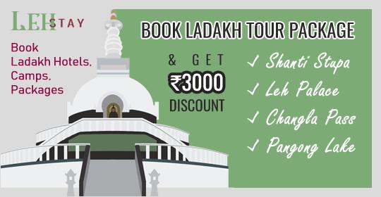 Best Hotels in Leh Ladakh