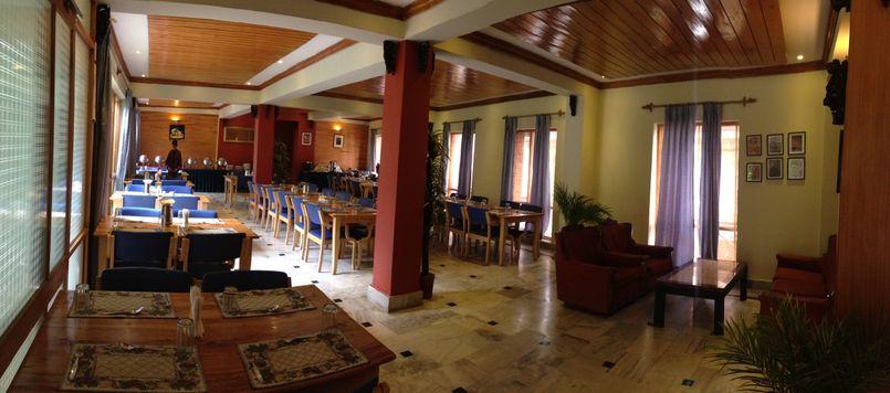 The Pangong Hotel In Leh