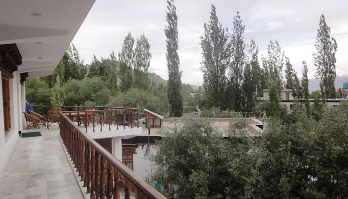 Hotal Holiday Ladakh In Leh