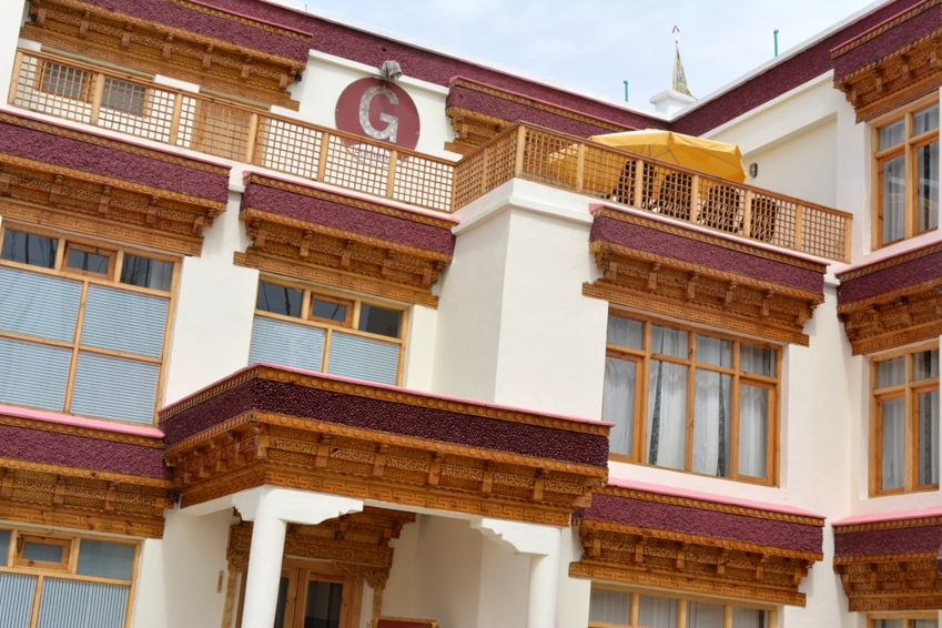 Gomang Boutique Hotel in Ladakh