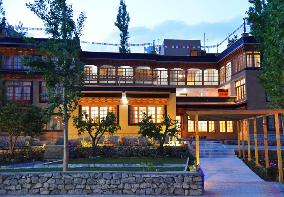 Hotel Silk Route Leh Ladakh
