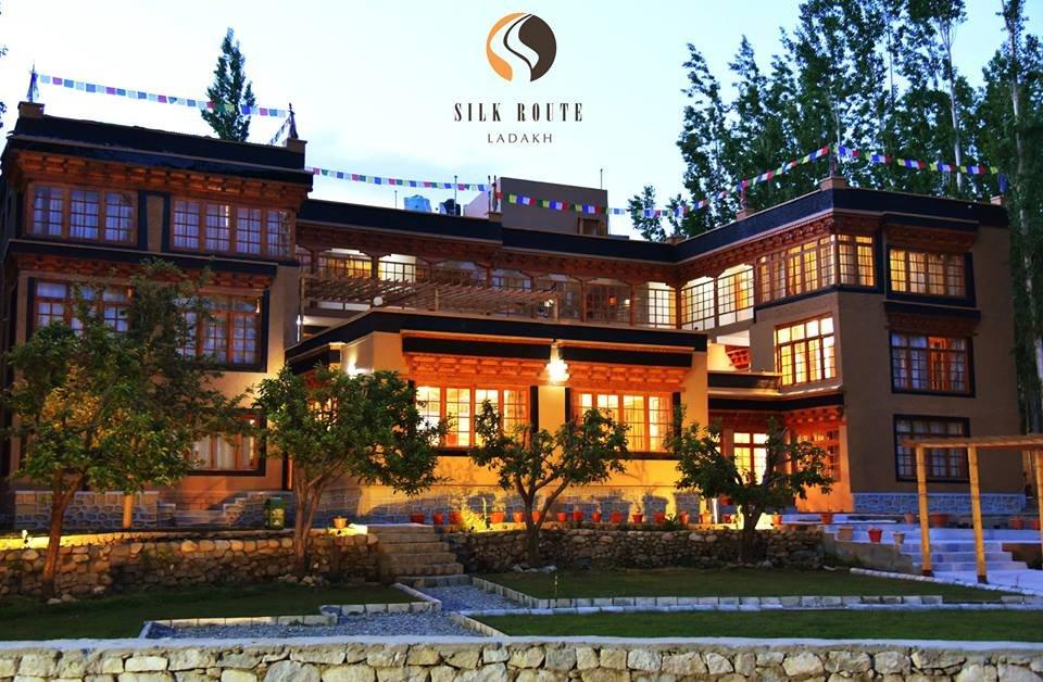 Hotel in Leh