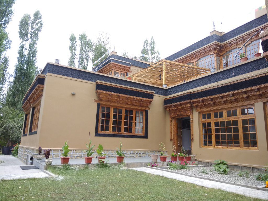 Hotel Silk Route Leh