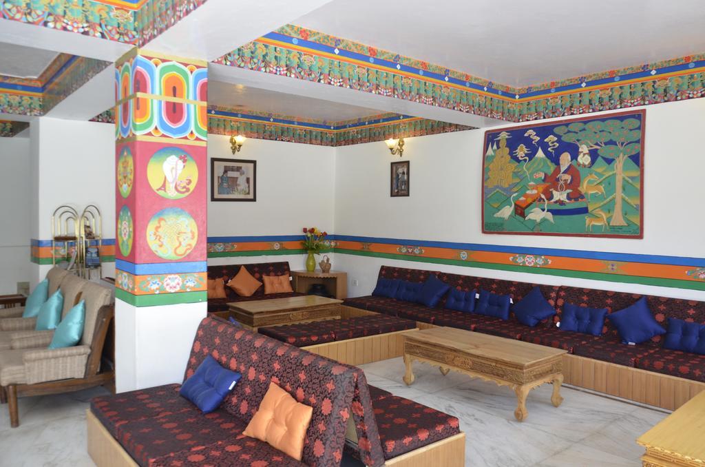 Lingzi Hotal In Leh