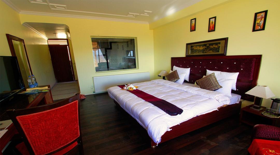 Ladakh Place Hotel In Leh