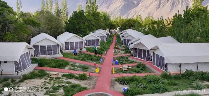 The Regal Camp Nubra Valley
