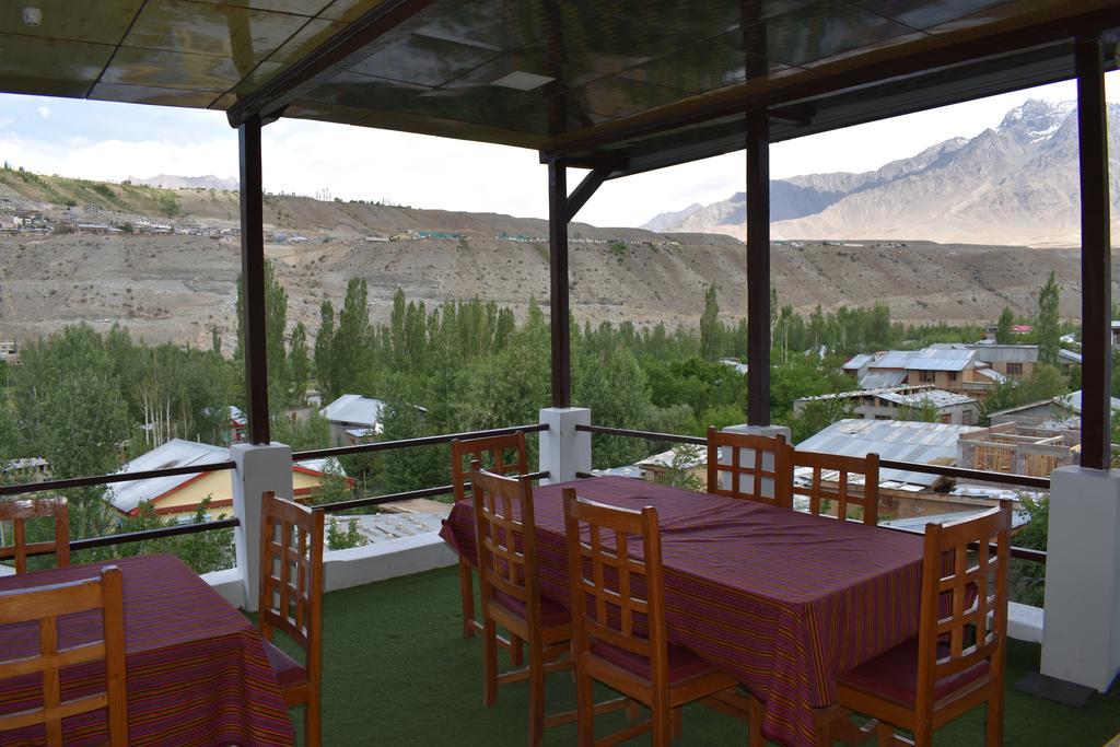 Hotel Rangyul Kargil