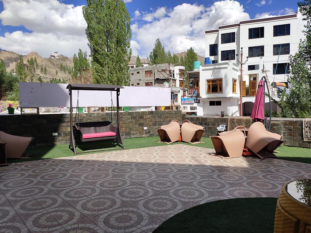Hotel Grand Yasmin Leh