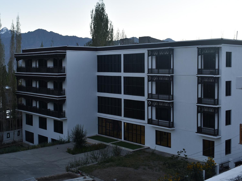 Hotel Choskor Leh Ladakh