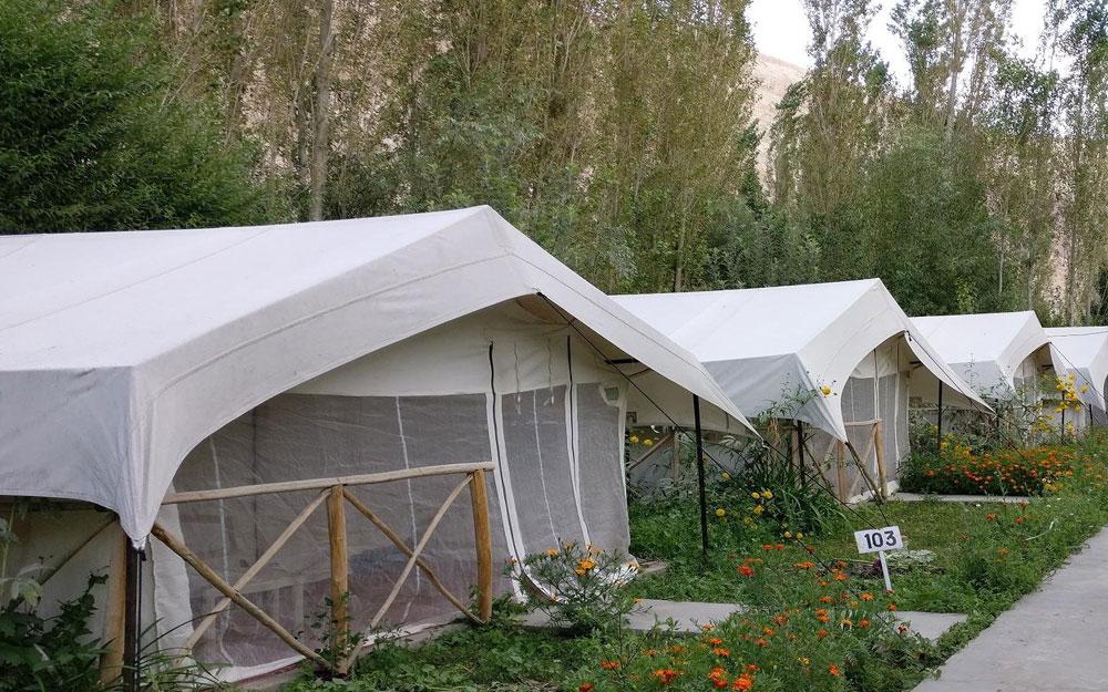 Shyok Camp Nubra