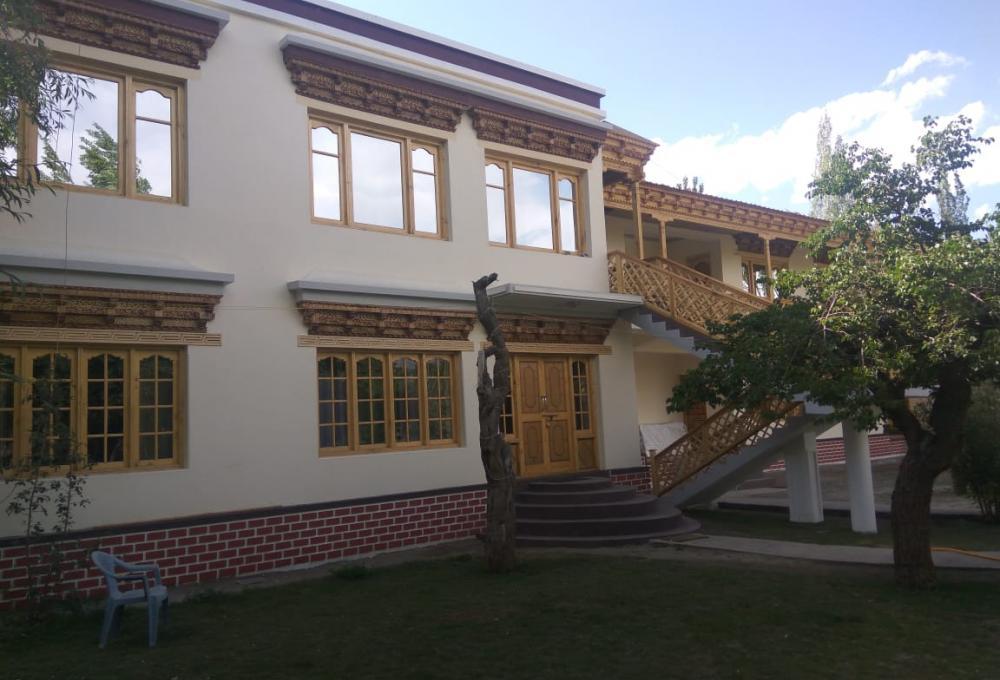 Neycho Resort In Nubra Velly