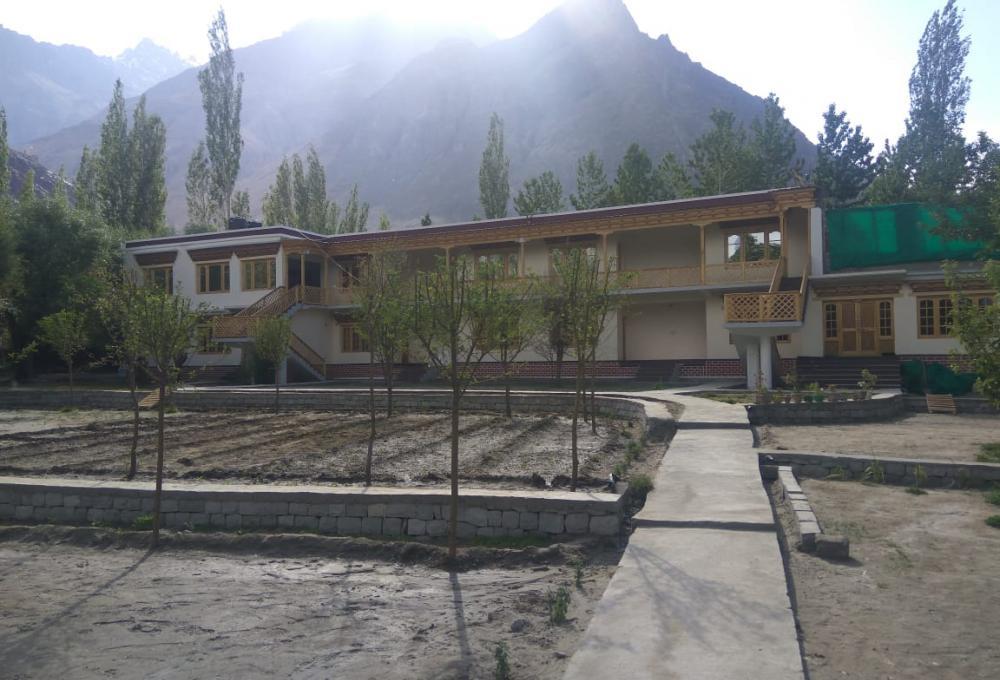 Neycho Resort In Nubra