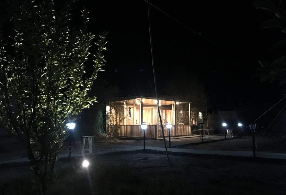 DE Nubra Camp Restaurant
