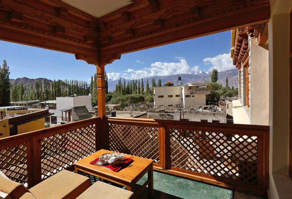 Ladakh Residency In Leh