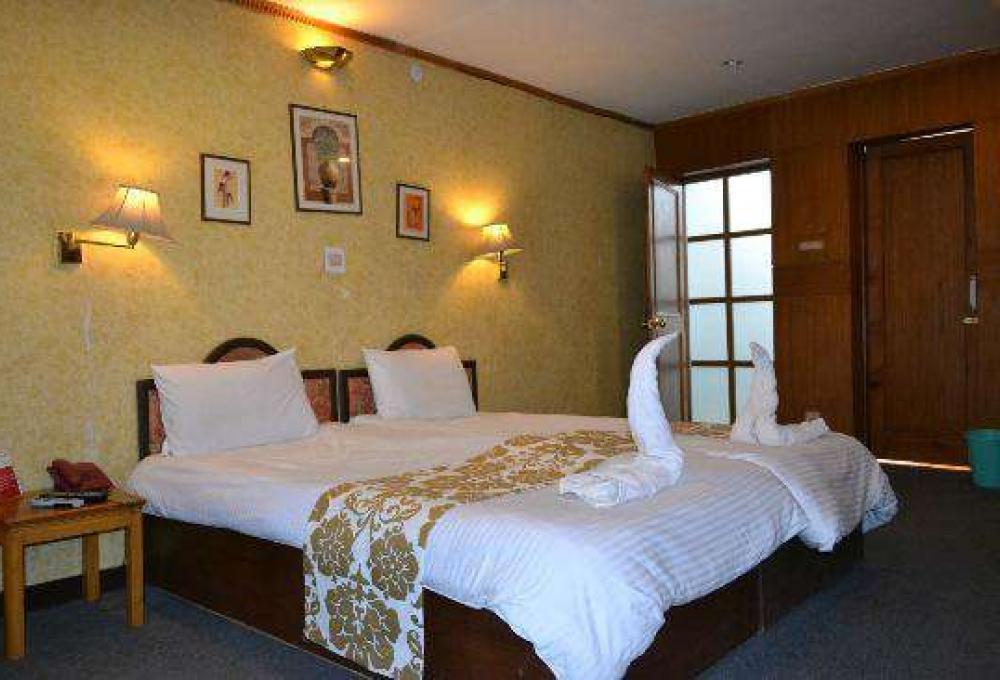 The Pangong Hotel