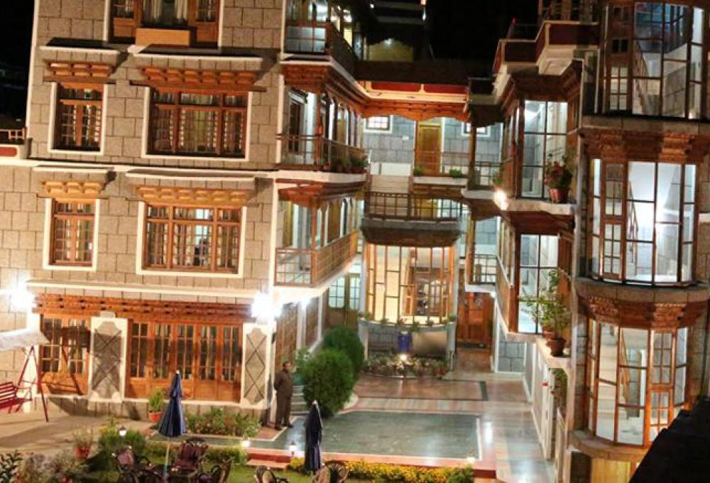 Royal Palace Hotel In Leh