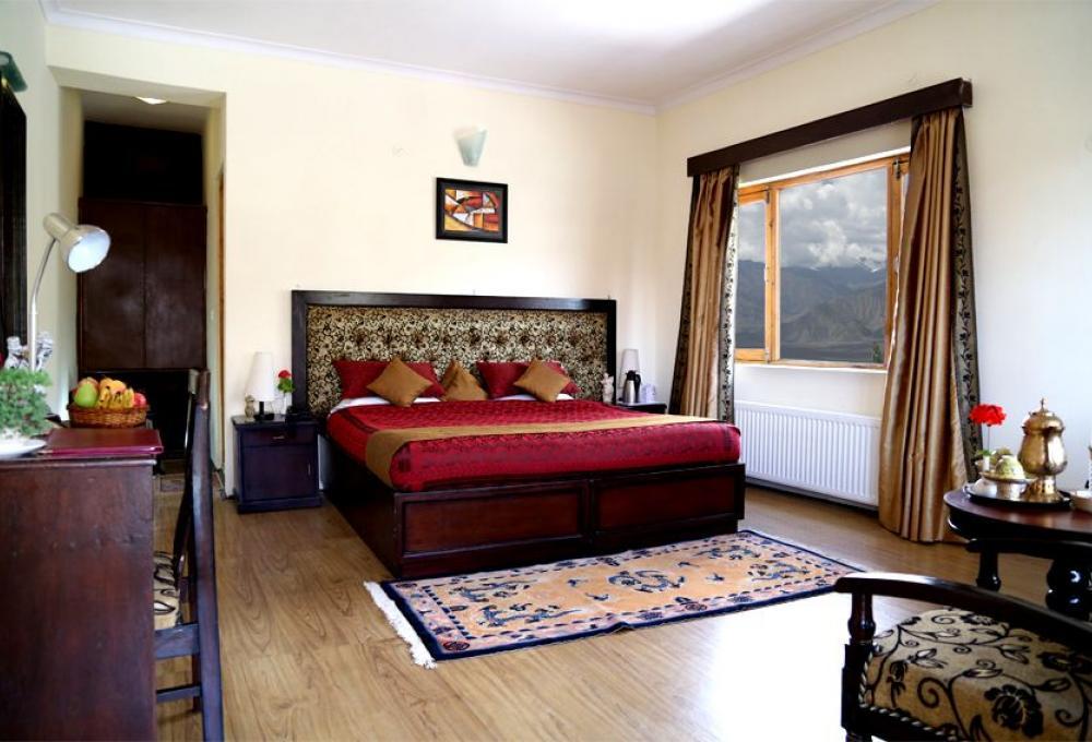 Royal Palace Hotel In Leh