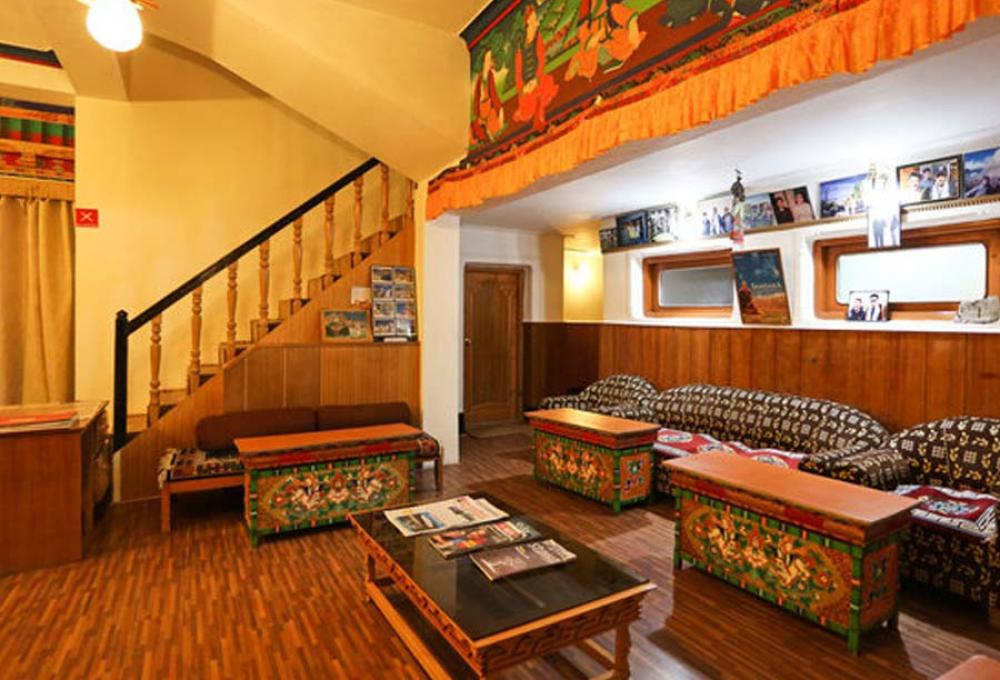 Hotel Omasila Chanspa Leh Ladakh