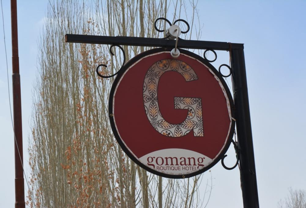 Gomang Boutique Hotel Leh