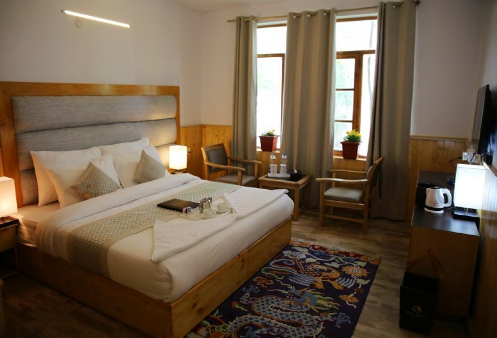 Hotel Silk Route Ladakh