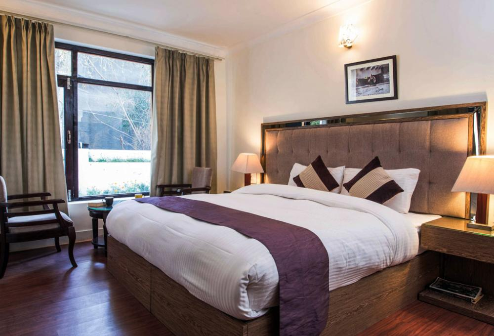 Singge Palace Hotel In Leh Ladakh