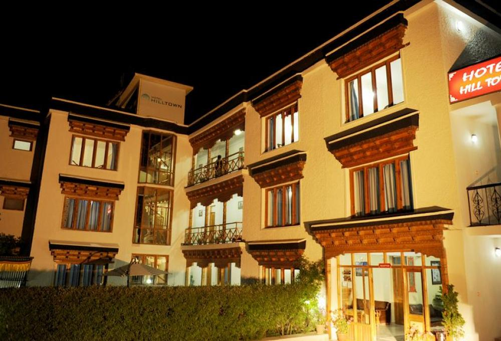 Hotel Hill Town In Leh