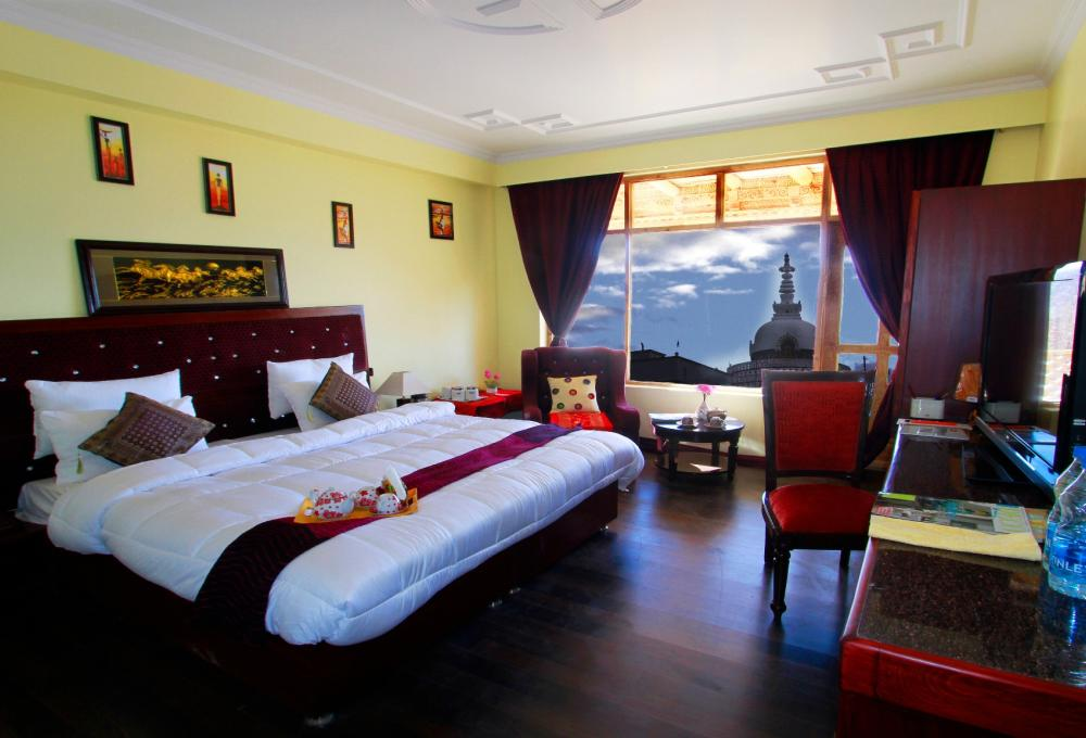 Hotel Ladakh Palace in Leh