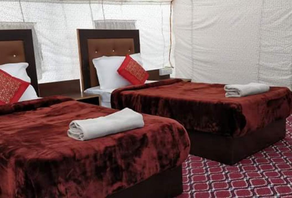 The Regal Camp Nubra