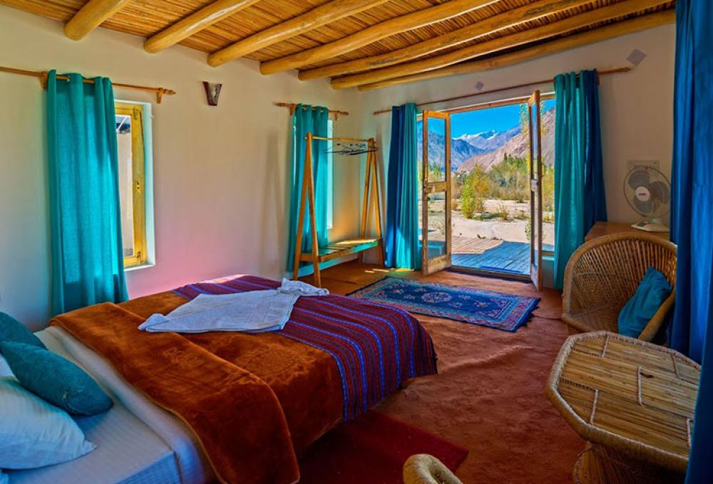 Nubra Ecolodge Cottage