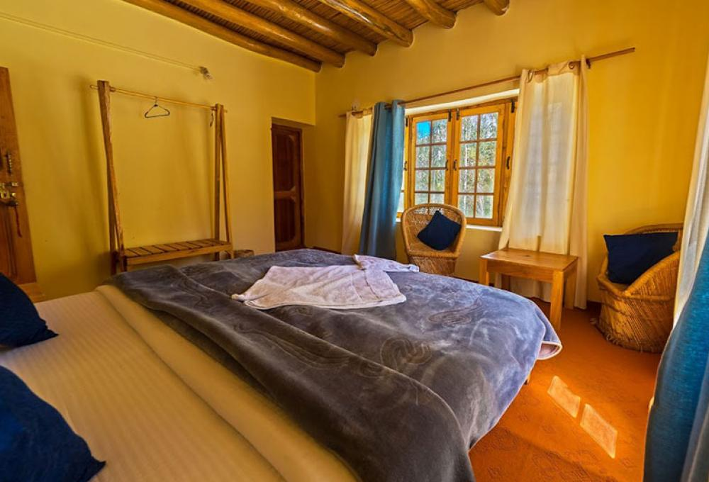 Nubra Ecolodge Guest Room
