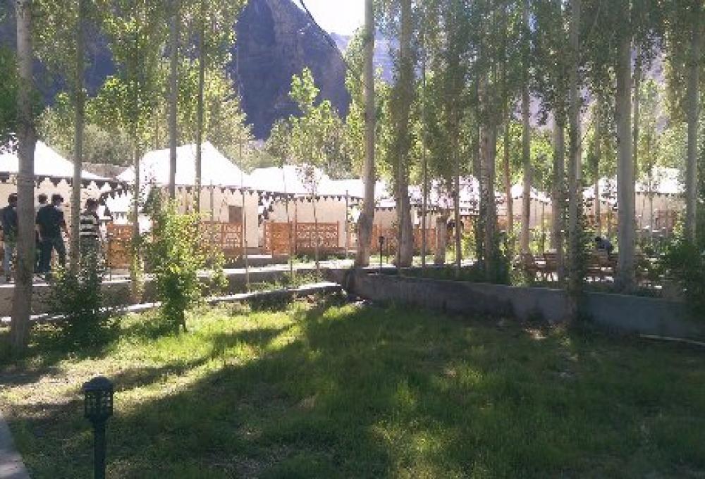 Nubra Ethnic Camp