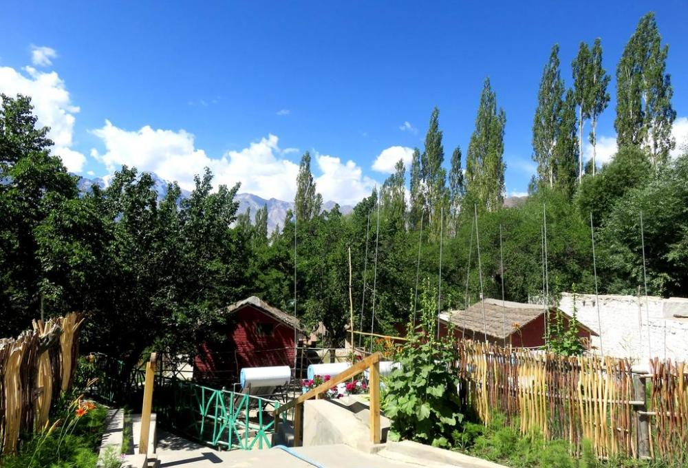 Silk Route Cottages In Nubra
