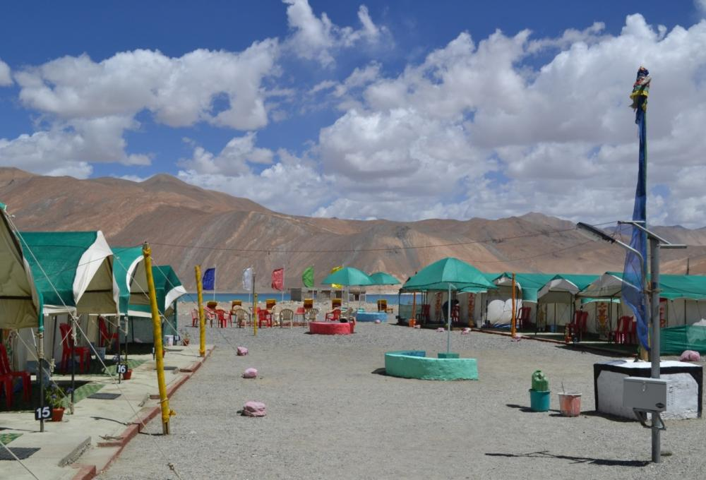 MarTseMik Camping Resort In Pangong