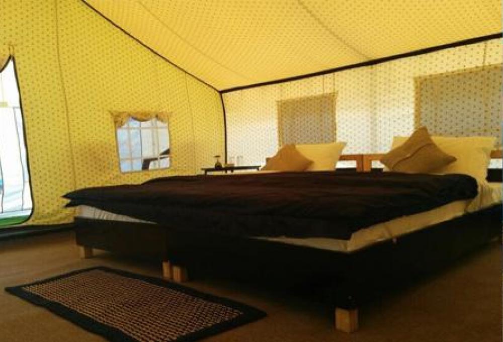 Pangong Heritage Camp