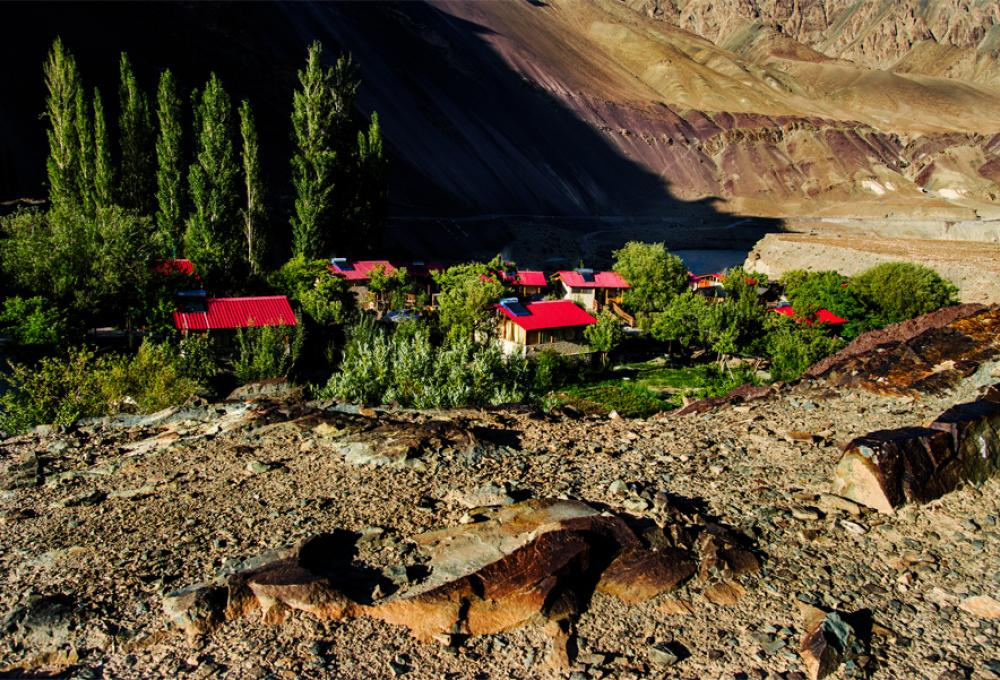 Ule Ethnic Resort In Uleytokpo