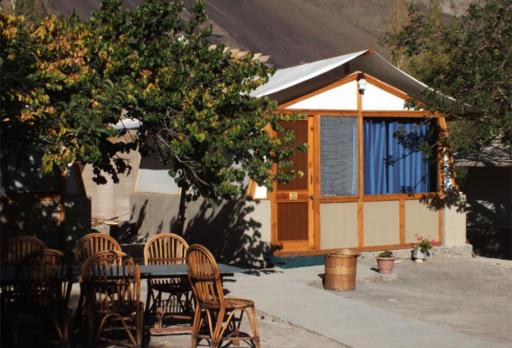 Ule Ethnic Resort Hut