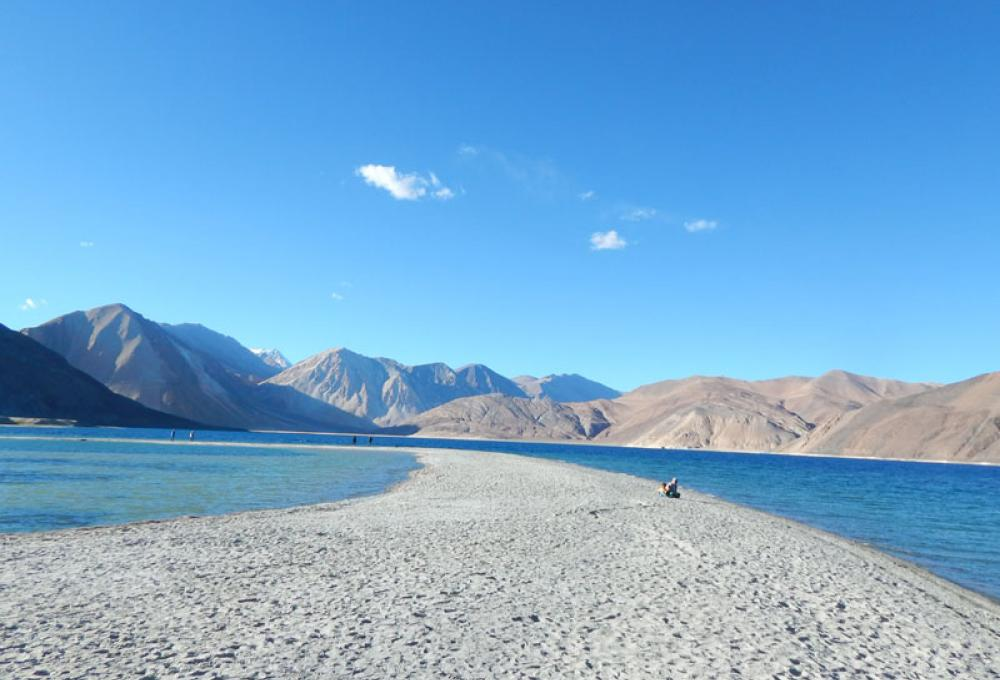 Ladakh Summer Camp In Pangong