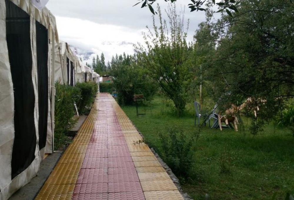 Ladakh Summer Camp Nubra