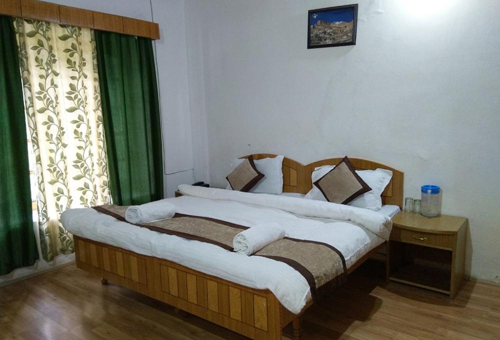 Hotel Snow Leopard Nubra