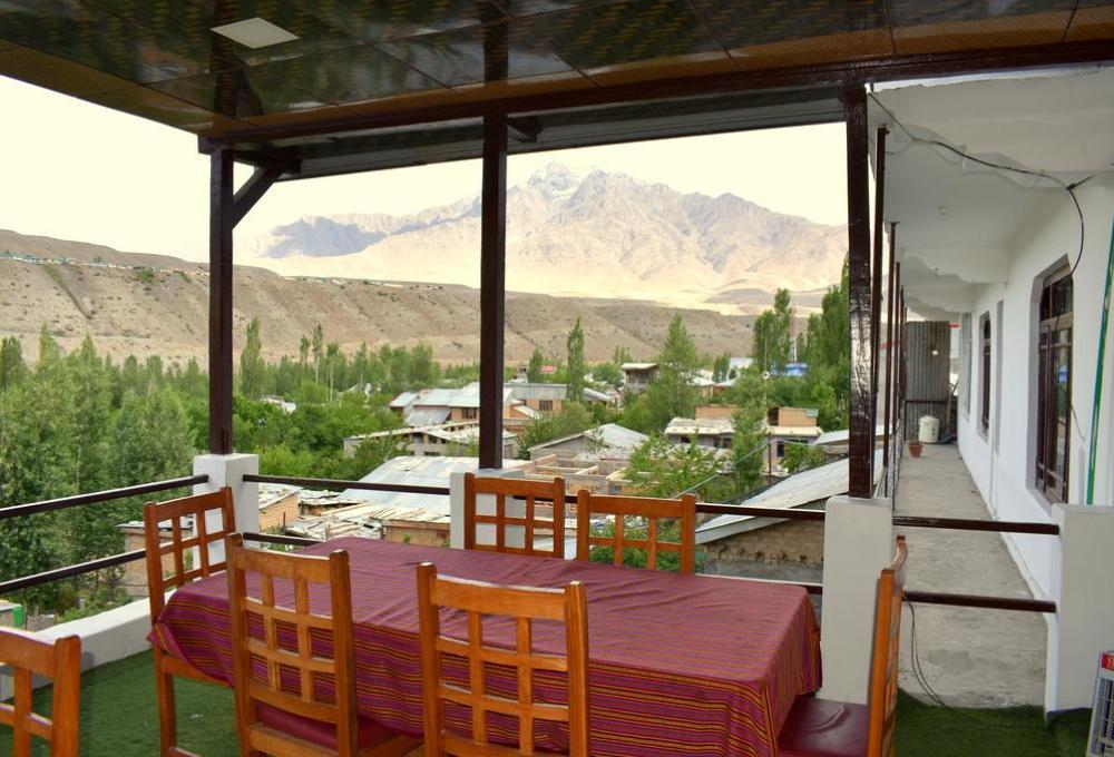 Hotel Rangyul Outdoor Restaurant