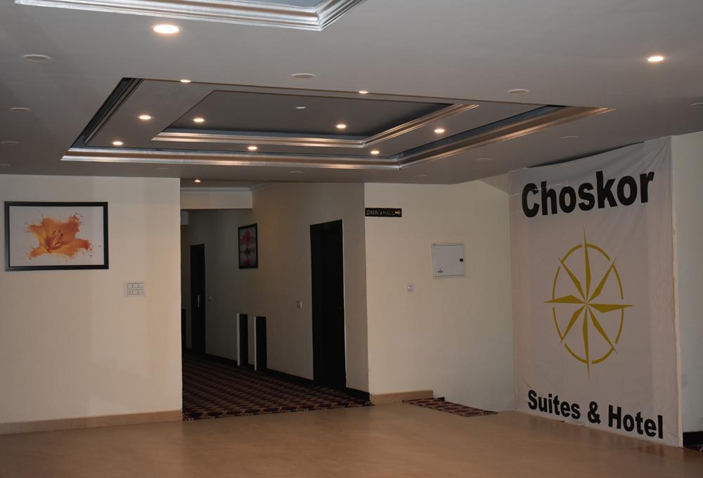 Hotel Choskor Leh
