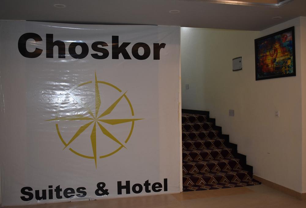 Hotel Choskor Lobby