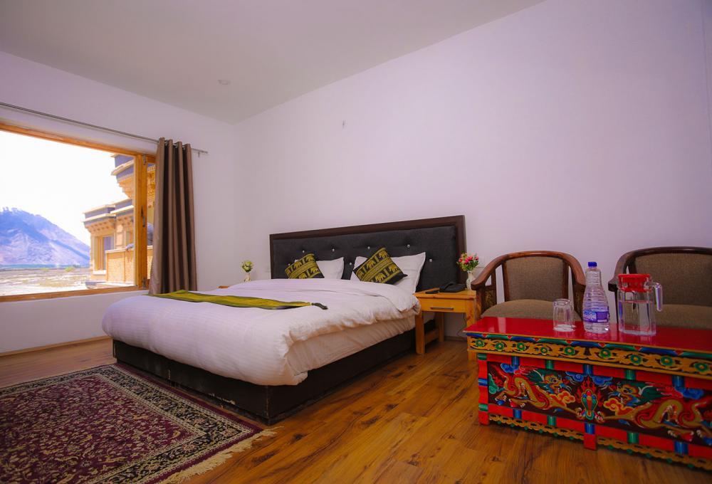 Deluxe Room Hotel Grand Nubra