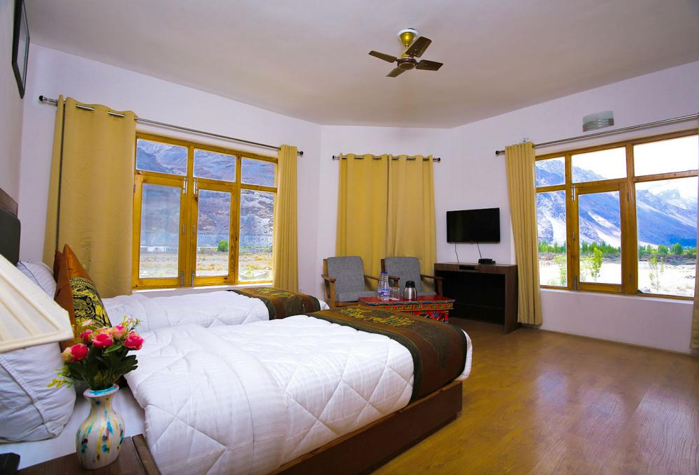 Grand Suite Hotel Grand Nubra
