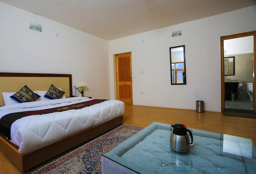 Hotel Grand Nubra In Leh