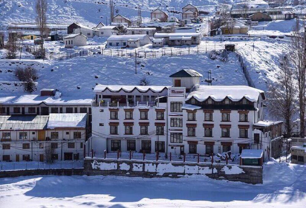 Hotel Zojila Residency Kargil