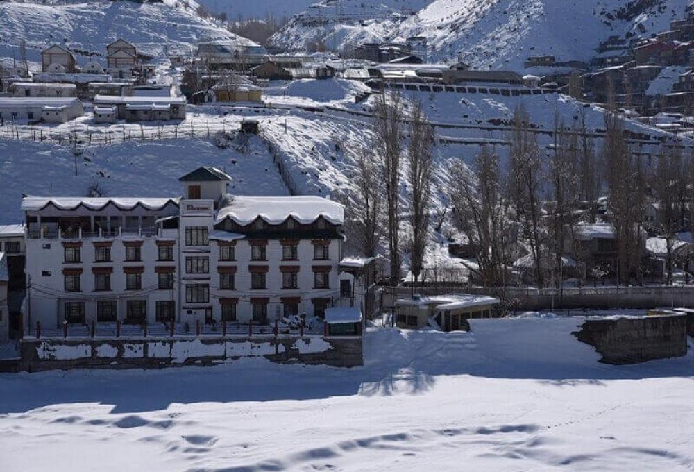 Zojila Residency Kargil