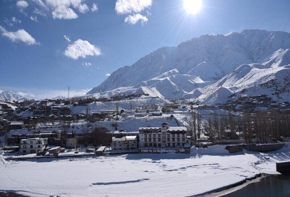 Hotel Zojila Residency In Kargil