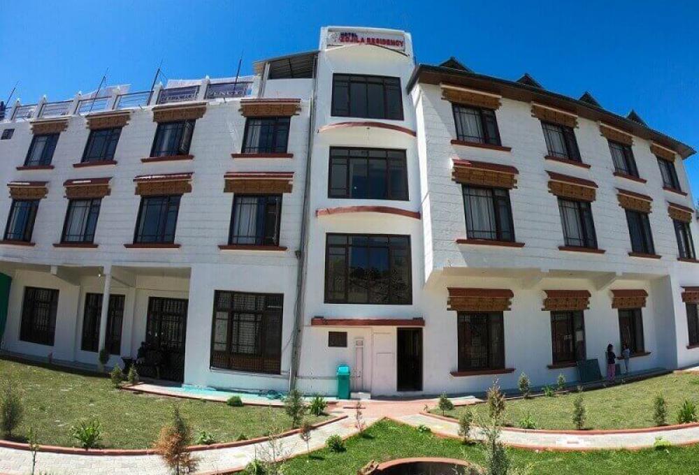 Zojila Residency In Kargil