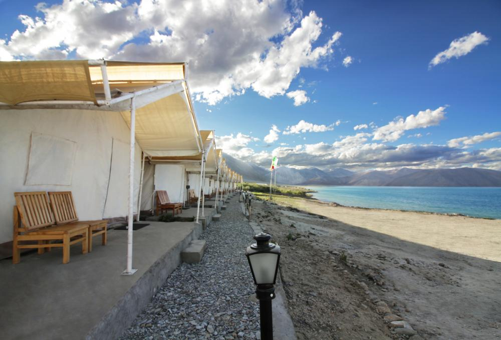 Nature's Nest Camps In Pangong